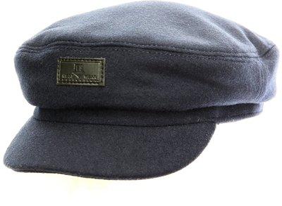 Капитанка NAV, ткань (шерсть), цвет синий 231-35