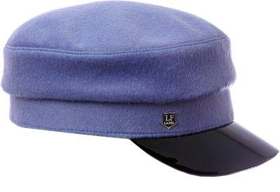 Картуз LF LADY, ткань пальтовая, цвет голубой 71-231-72