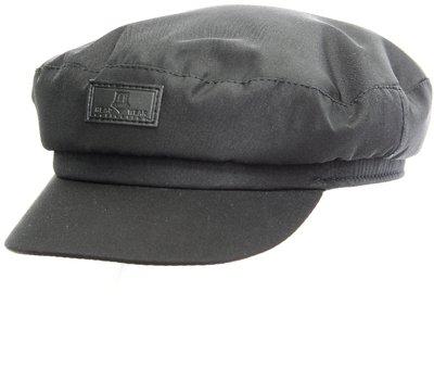Капитанка NAV, ткань плащевая, цвет черный 232-1