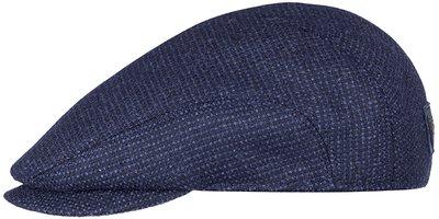 Кепка, ткань (шерсть), цвет тёмно-синий 121-47