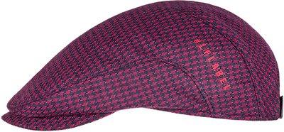 Кепка, ткань (шерсть), цвет красный 121-66L