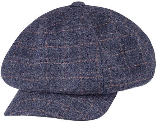 Кепка, ткань (шерсть), цвет серый 311-33