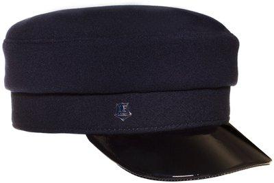 Картуз LF LADY, ткань пальтовая, цвет темно-синий 71-231-35