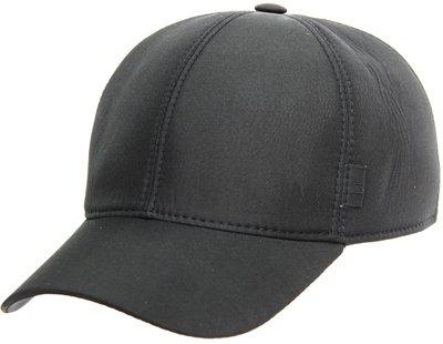 Бейсболка classic, ткань плащевая, цвет черный 072-1
