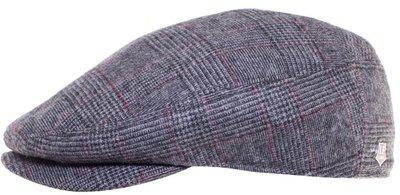 Кепка, ткань (шерсть), цвет серый 011-65L
