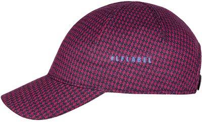 Бейсболка, ткань (шерсть), цвет красный 079-66