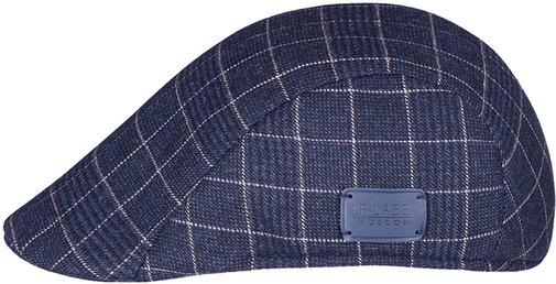 Кепка, ткань (шерсть), цвет синий 013-31