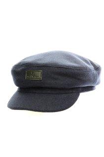 Капитанка NAV, ткань (шерсть), цвет синий