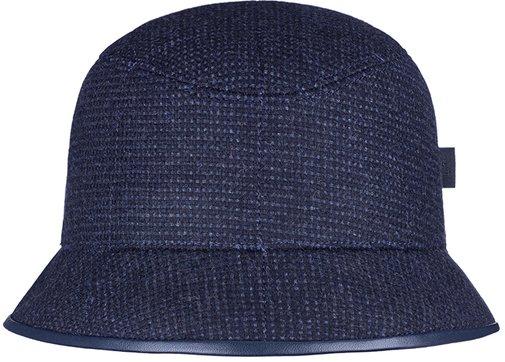 Панама LF, ткань (шерсть), цвет тёмно-синий 251-47