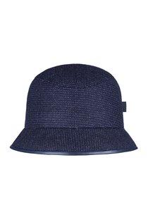 Панама LF, ткань (шерсть), цвет тёмно-синий